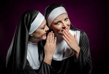 Trois bonnes sœurs aux portes du paradis